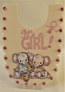 Its'a Girl! 2020/08